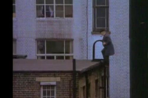 The Beatles - концерт на крыше