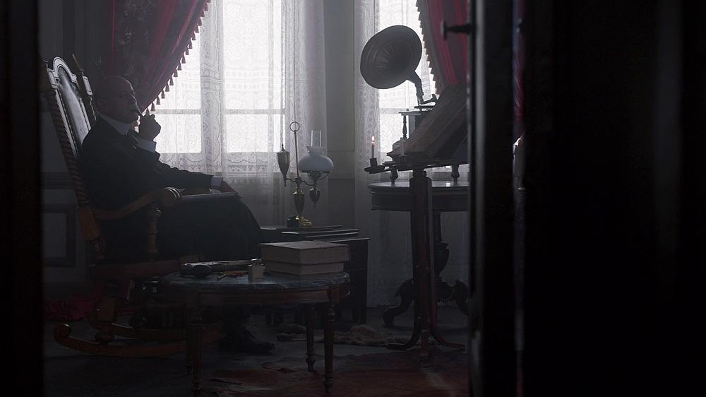 """Сериал """"Паранормальные явления (Paranormal)"""", первый сезон"""
